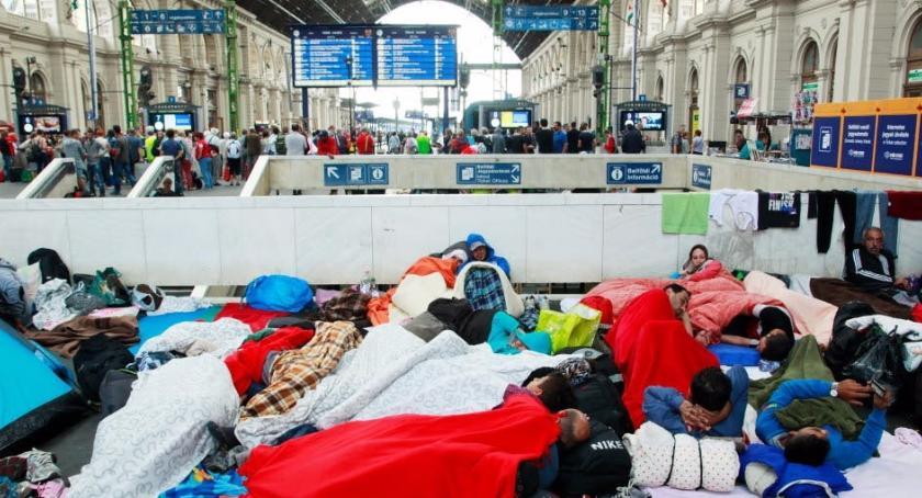 Polityka, Mieszkańcy Bielska okolic przyjęciem uchodźców [ZAGŁOSUJ] - zdjęcie, fotografia