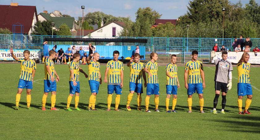 Piłka Nożna, liczy wsparcie strony miasta - zdjęcie, fotografia