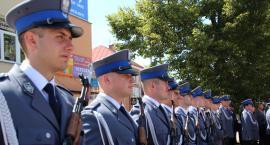 Bielska Policja otrzymała sztandar - święto bielskich funkcjonariuszy