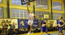 Tur Basket Bielsk Podlaski 66:70 Księżak Łowicz