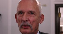 Janusz Korwin-Mikke odwiedzi Bielsk Podlaski